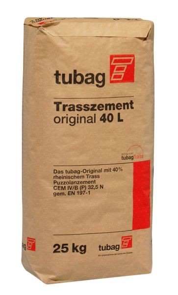 Tubag TZ-o Trasszement original 40 L 25 kg