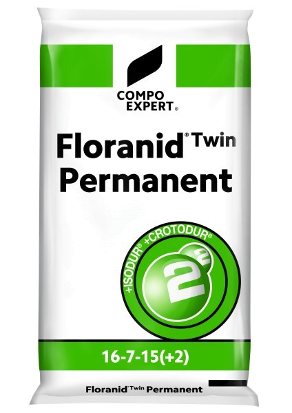 COMPO EXPERT® Floranid®Twin Permanent 25 kg