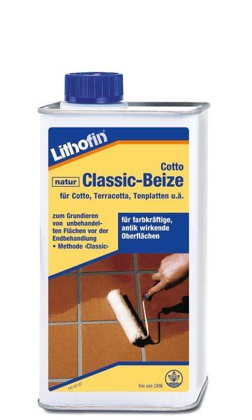 Lithofin® Cotto Classic-Beize 1 l - Natur
