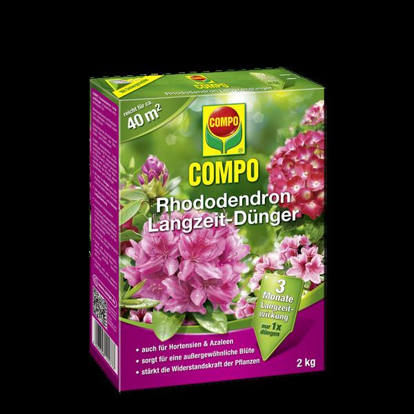 COMPO Rhododendron Langzeit-Dünger 2 kg