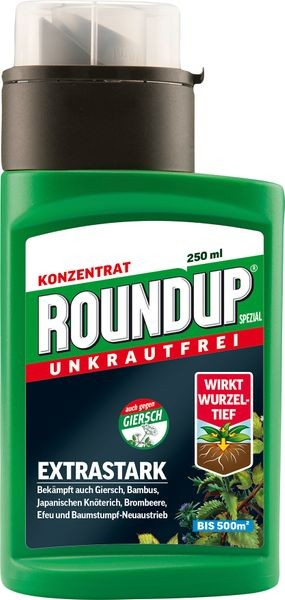ROUNDUP® Spezial Unkrautfrei Konzentrat 250 ml