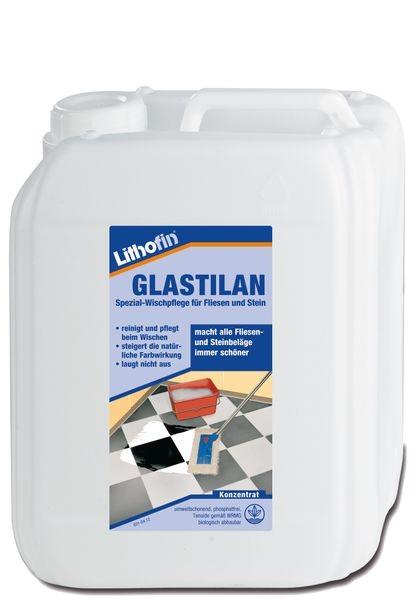 Lithofin® GLASTILAN Reinigungspflege 10 l