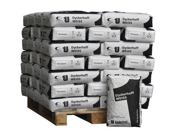 DYCKERHOFF Weiss Face - Weisszement CEM I 42,5 R (dw) 1000 kg