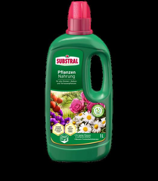 SUBSTRAL® Pflanzen Nahrung 1 l